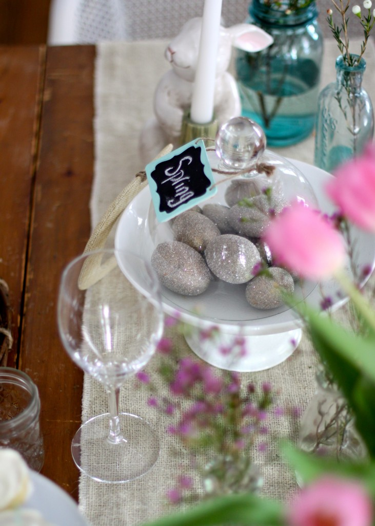 Spring Table | Love of Home