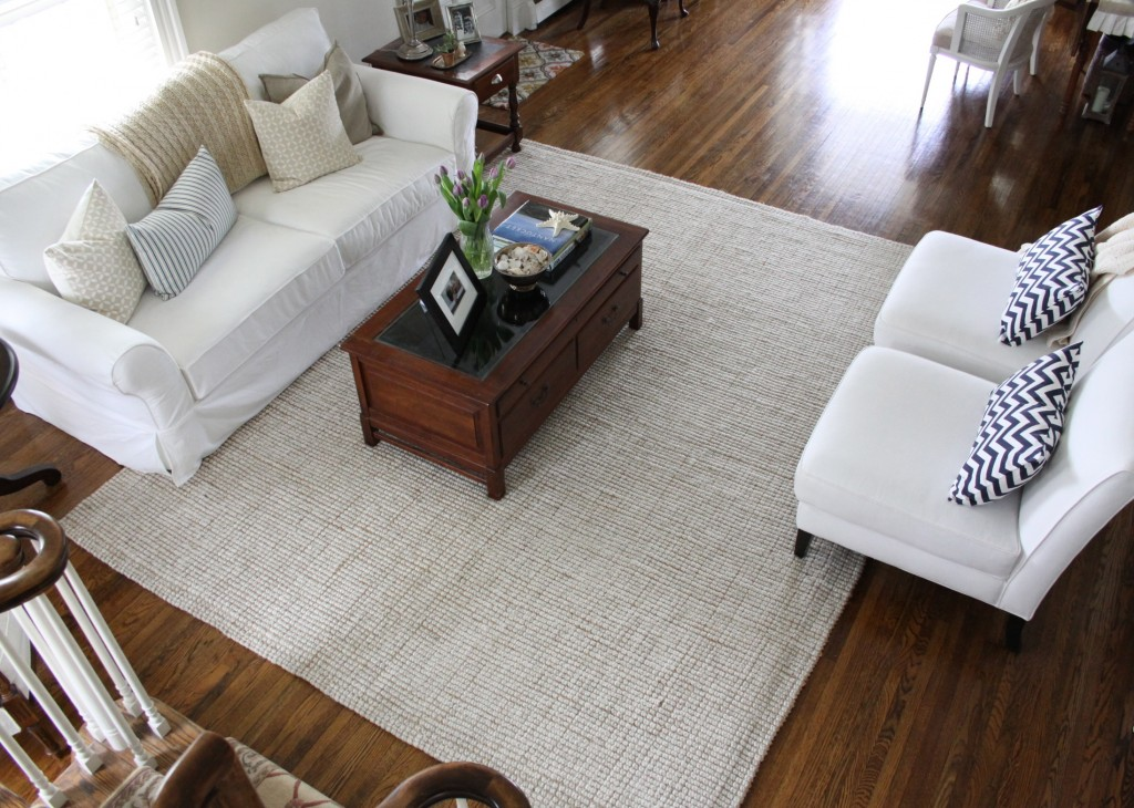 Spring Living Room | Love of Home