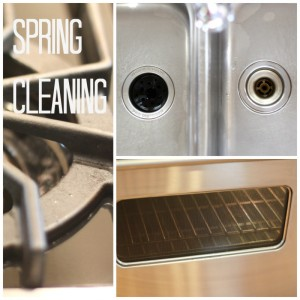 Spring Cleaning With Bar Keepers Friend