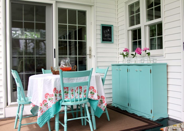 Summer House Tour| Love of Home