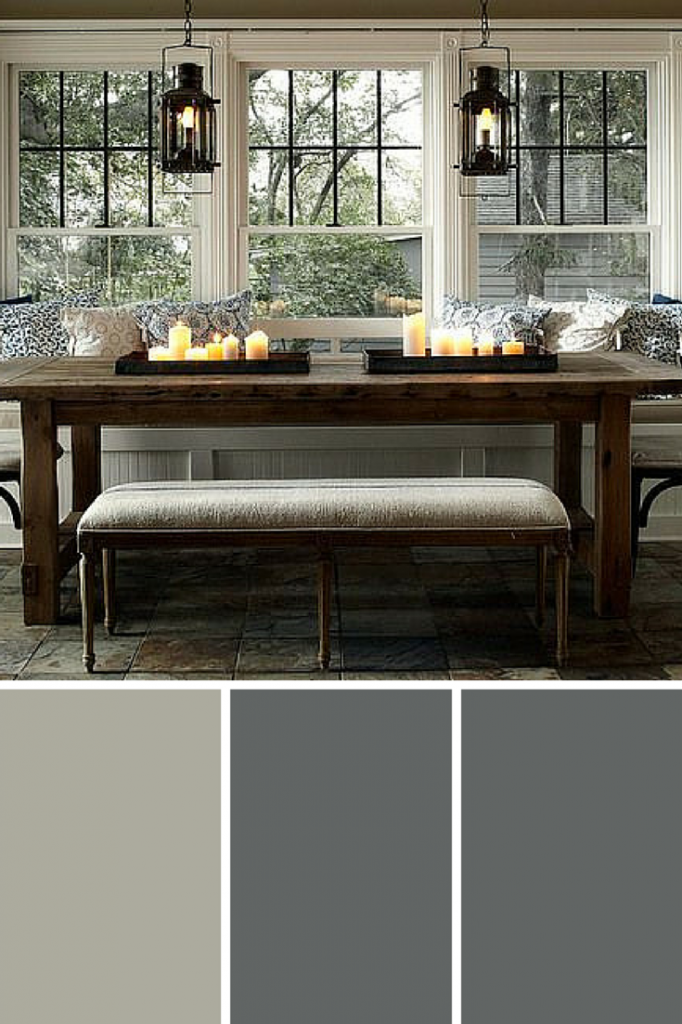 Color Inspiration   Love of Home