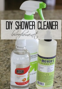 New Favorite DIY Cleaner