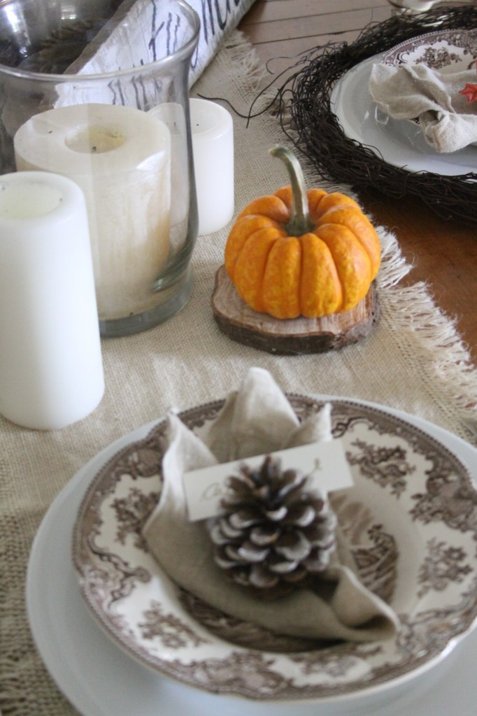 Fall Table |Love of Home