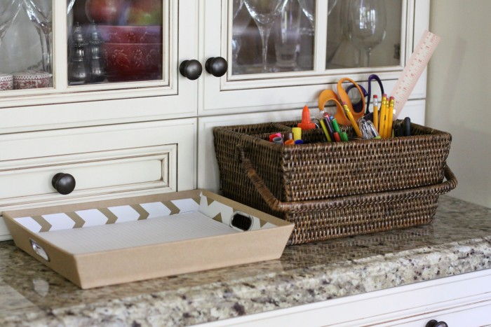 Create a Stylish Homework Station | Love of Home