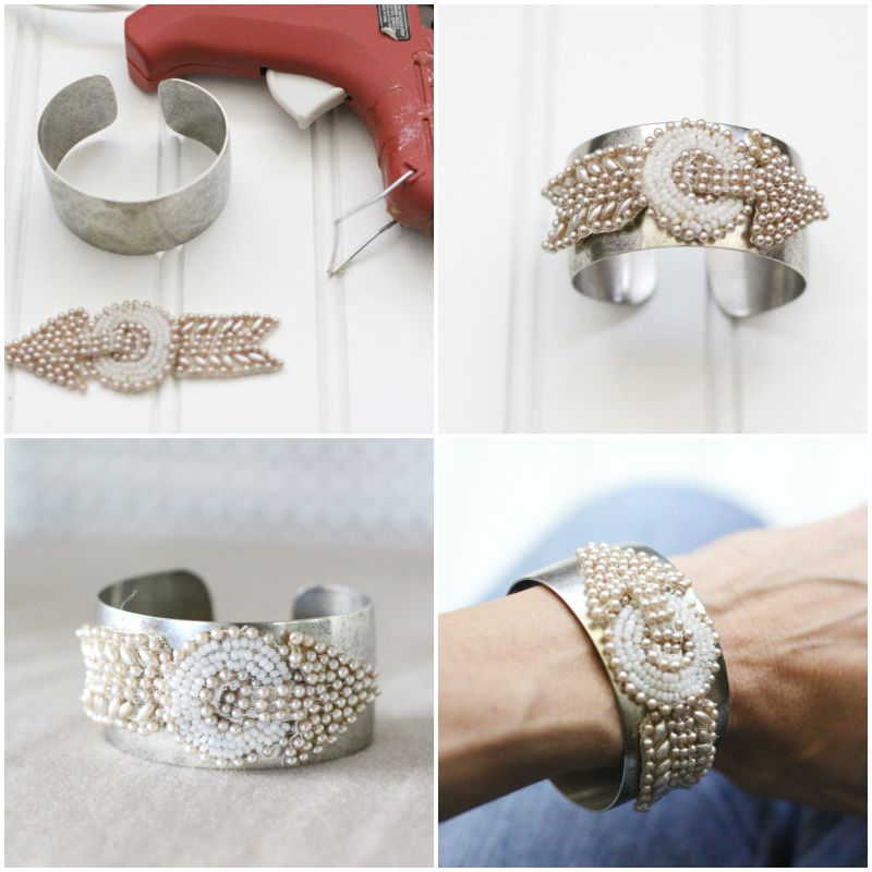 5 Minute Arrow Cuff | Love of Home