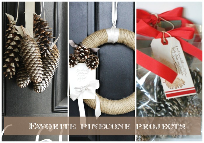 Favorite Pinecone Projects | Love of Home