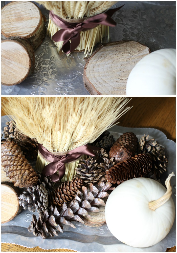 Easy Centerpiece Thanksgiving Table  Love of Home
