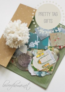 Turn Old Christmas Cards Into Gifts Tags