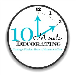 10 MINUTE DECORATING BUTTON small