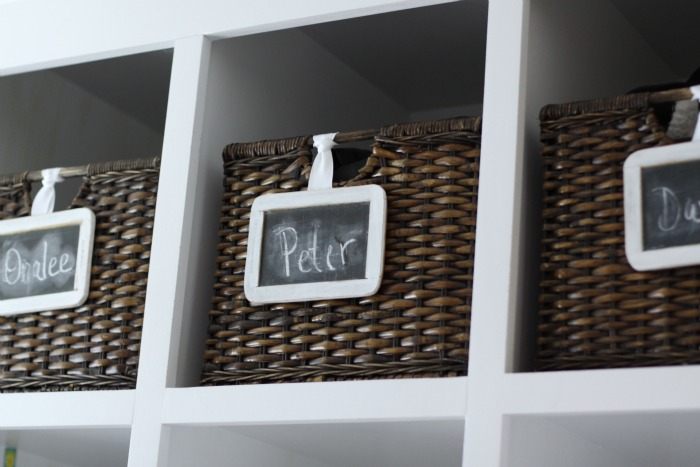 Bakets Organization | 10 Minute Decorating| Love of Home