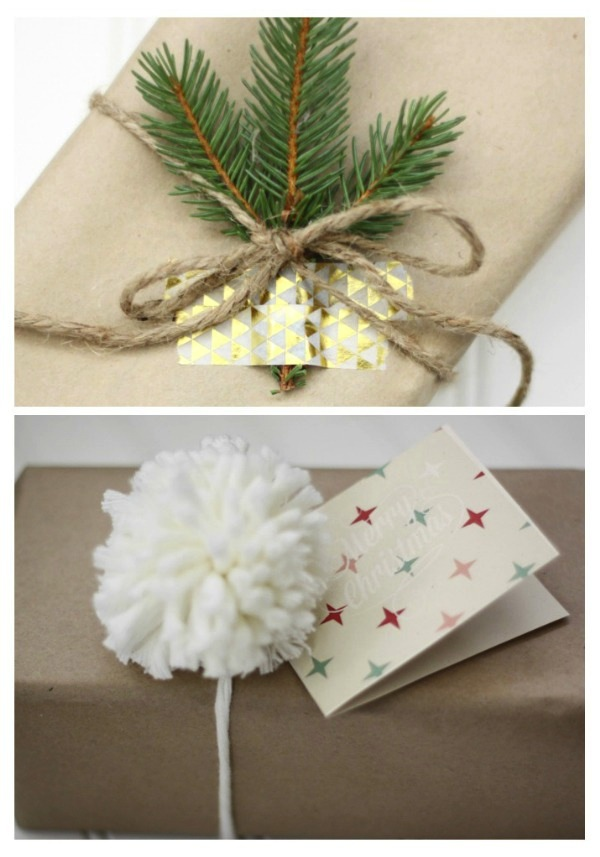 Pretty Wrapping Ideas | Love of Home