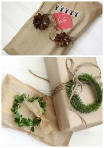 Easy Wrapping Ideas