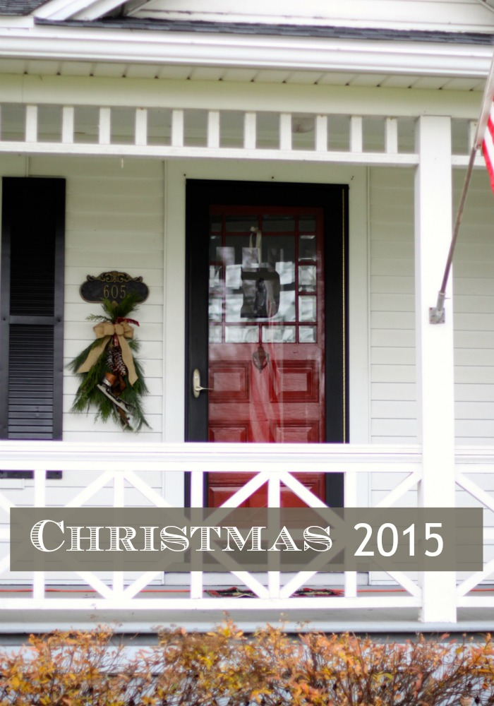 Christmas Home Tour 2015 | Love of Home