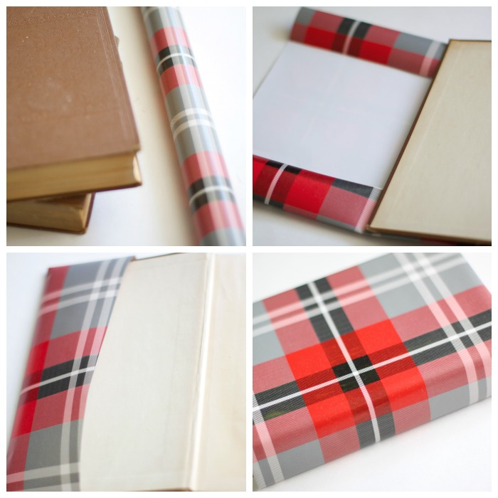 How to Wrap a Book With Wrapping Paper