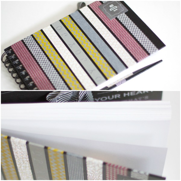 Make a Washi Tape Journal | Love of Home