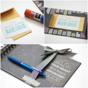 Washi Tape Journal