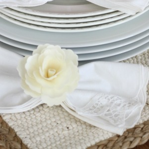 Pretty Napkin Rings Ten Minute Decorating