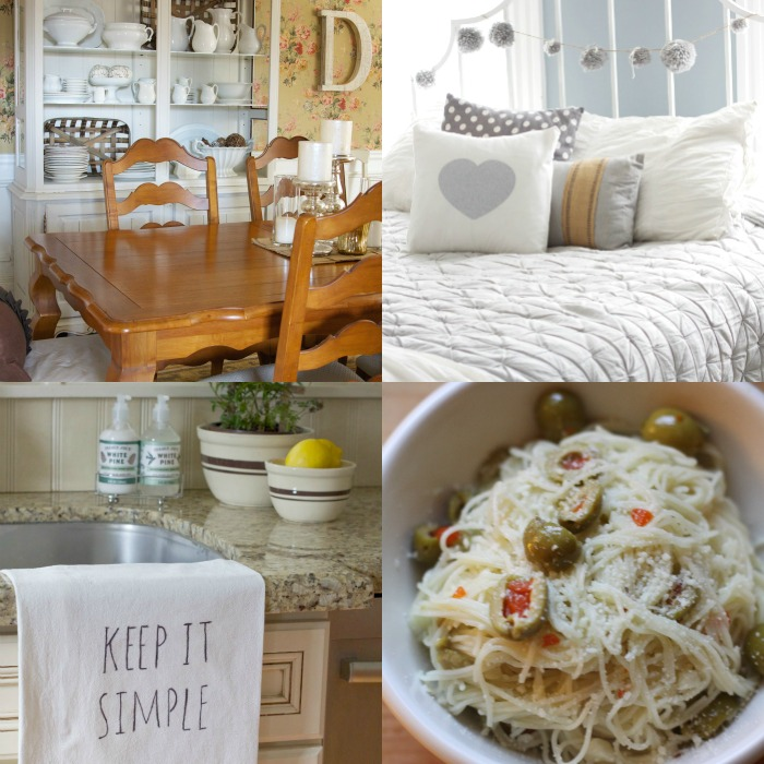 This week at Love of Home