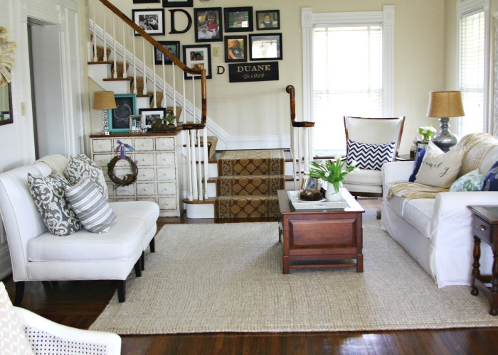 Spring Home Tour Love of Home