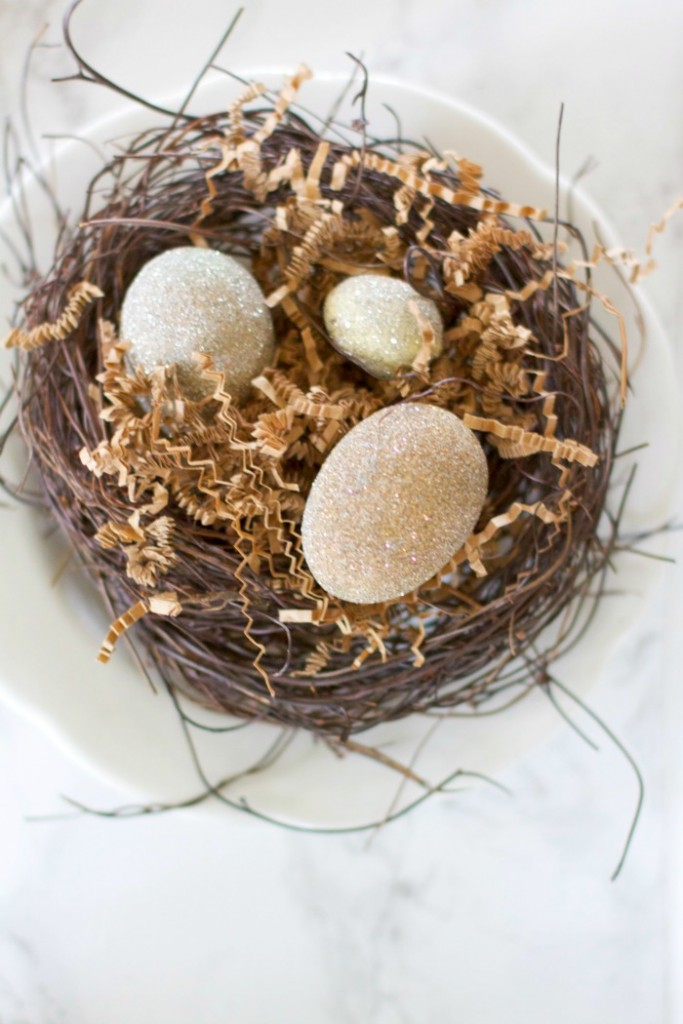 How to Make a Twig Nest | Love of Home