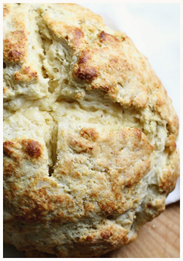 Easy Irish Soda Bread | Love of Home