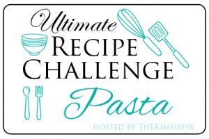 Ultimate Recipe Challenge Asparagus Pesto Pasta