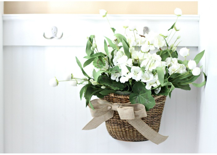 DIY Summer Basket Decor Love of Home