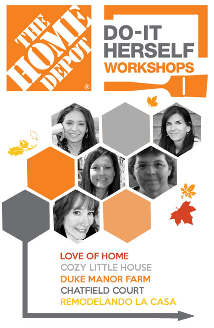 Fall DIH Workshops - The Team - RLC - The Home Depot-1