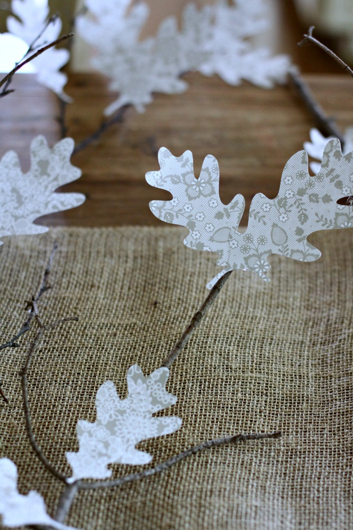 fall-decor-paper-leaves