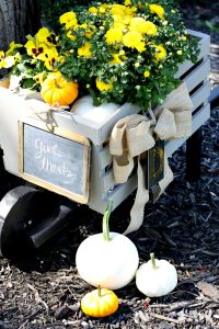 Build A Rustic Wheelbarrow DIY- The Home Depot Workshops