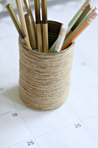 Easy DIY Desk Accessory