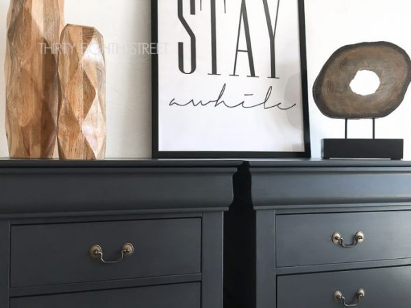 How To Paint Used Furniture 2